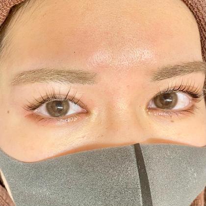 🌿 【セット割】パリジェンヌラッシュリフト+眉デザインマスク美人の秘密⚠️リピーター様¥10100