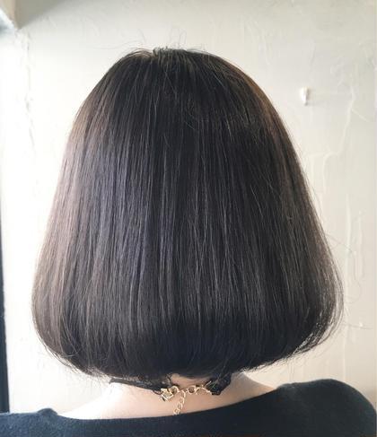 ❤️[ゴワゴワする髪&うねる髪がサラサラに❣️是非お試し下さい❤️髪質革命トリートメント&似合わせカット❤️