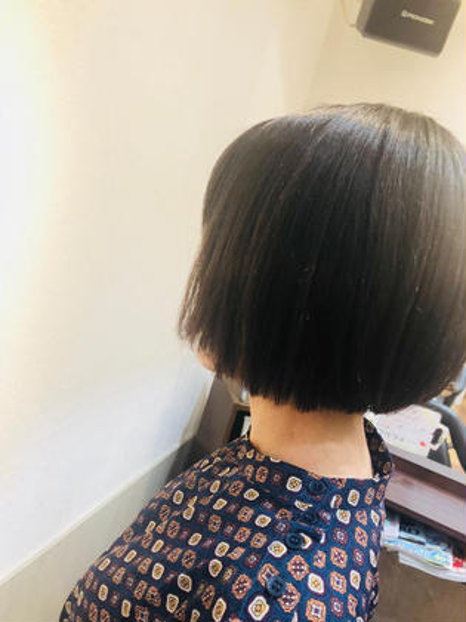 MOLLA浅香山店所属・谷口ゆめのスタイル