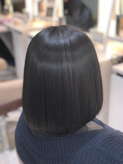 カット❌髪質改善トリートメント