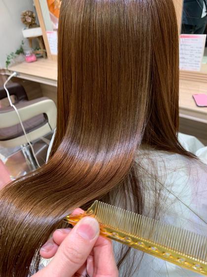 ハイダメージから健康な髪の毛までどんな髪の毛でも髪質改善してツルツルにします 💧髪質改善トリートメント💧(酸熱💫)