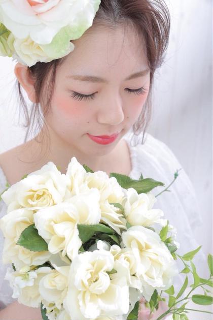 Bellefee鎌ケ谷店所属の大山莉奈のマツエクデザイン