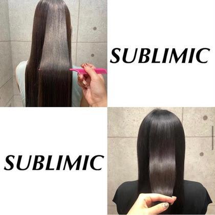 【ご新規様限定】🌟初回限定価格🌟ワンカラー + 髪質改善 (SUBLIMIC)