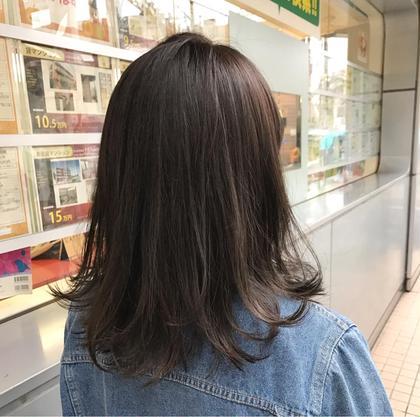 【サロンモデル】✨営業後✨似合わせ骨格カット