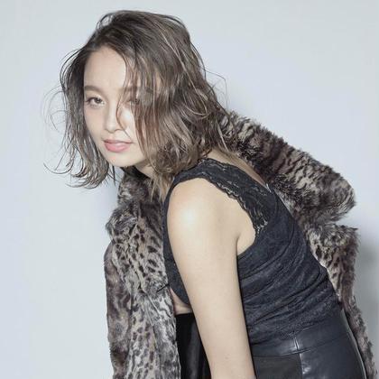 【New】94%ダメージカットブリーチ&アドミオカラー&潤いトリートメントの贅沢ダブルカラー☆