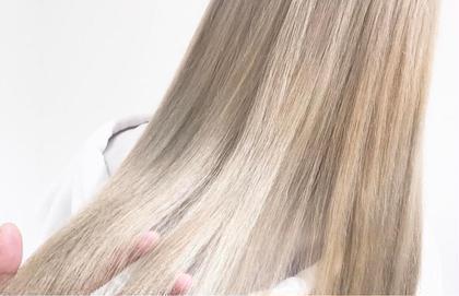 【新規】オーガニックヘアカラー & 毛髪復元トリートメント & ヘッドスパ