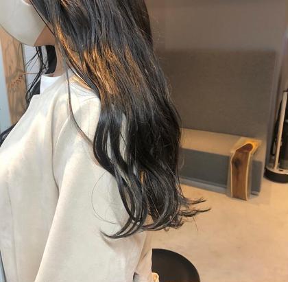ケアブリーチ使用ダブルカラー+髪質改善トリートメント+スタイリング🌹