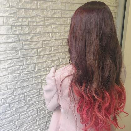 ☁️🐰【傷まない!ダメージレスカラー】🐰☁️プラチナカラーで染める前よりツヤツヤの髪色に🎀😇