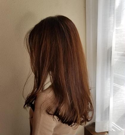 🍁10月限定🍁トレンド秋カラー(髪質改善トリートメント付)