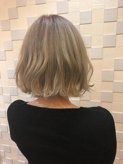 HAIR BRAND Link トアロード店所属のHAIR BRANDLink トアロードのヘアカタログ