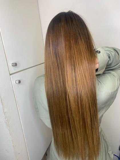 🦋最高級トリートメント徹底ケア✨美髪+オージュア🦋