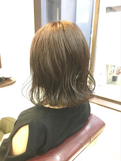 ⭐️前髪カット&スチーム付きTOKIOトリートメント⭐️