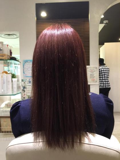 ピンクレッド モードケイズ阪急茨木店所属・保住竜平のスタイル