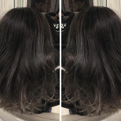 HAIR&MAKEEARTH天満橋店所属の浜川紗耶佳のヘアカタログ