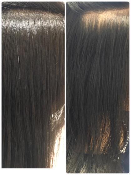髪質改善縮毛矯正!トリートメント成分が入っているのでサラサラなのにツヤツヤ! Hair Design juliet(ヘアデザイン ジュリエ)所属・山尾奈津美のスタイル