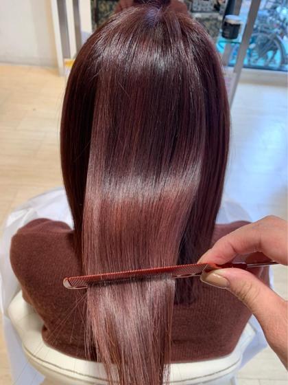 髪質改善 サイエンスアクア
