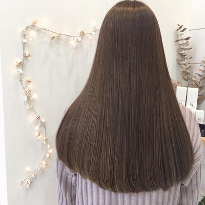 ⭐️根元だけリタッチカラー ➕ 髪質改善トリートメント