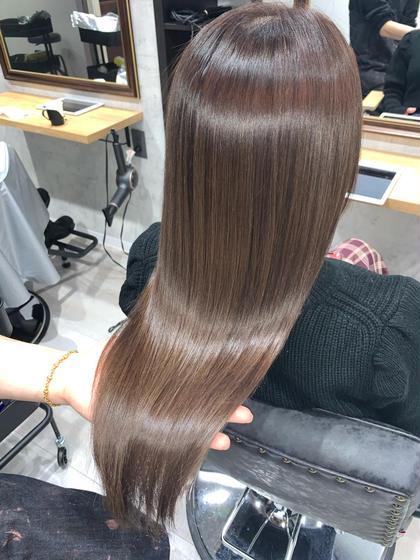 【最高級髪質改善ケア】RAFオリジナルサイエンスアクア+カラー