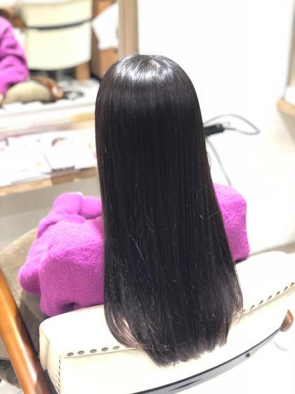 【全員🧡期間限定】カット&髪質改善トリートメント