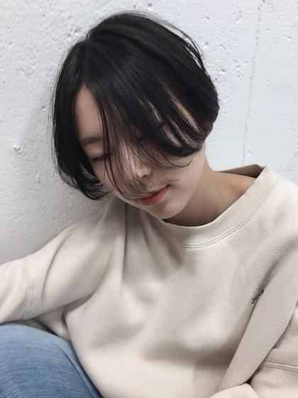 【2回目の方のみ】ニュアンスカット+似あわせスタイリング