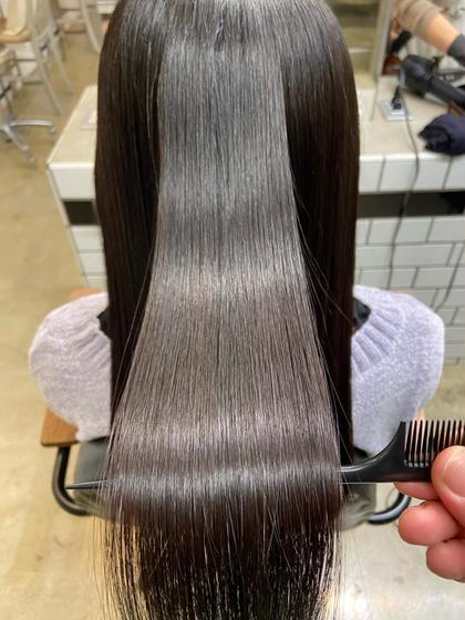 🔸人気No.1メニュー🔸❤️圧倒的艶髪❤️メンテナンスカット➕プリンセストリートメント➕透明感カラー