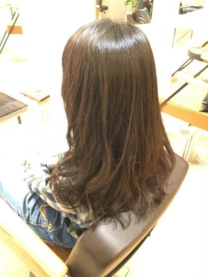 デジタルパーマ☆ Eleanor新宿所属・澤野浩美のスタイル