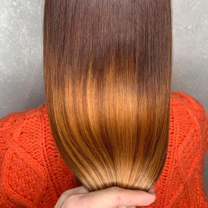 🌿髪質改善トリートメント
