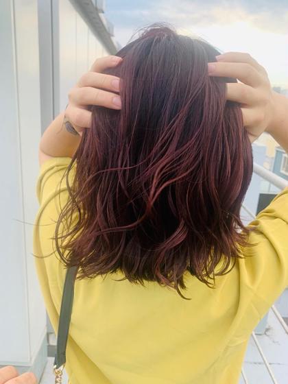 【髪質改善カラー】カラー+オージュアトリートメント✨夏に向けて美髪チャージ‼️Aujua