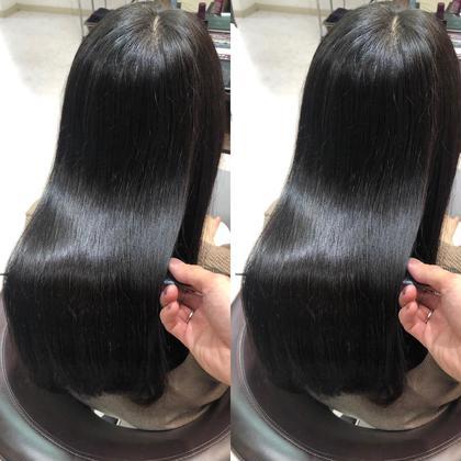 💛🌈本物のクイック髪質改善ヘアエステ➕ダメージ分解シャンプー🌈💛