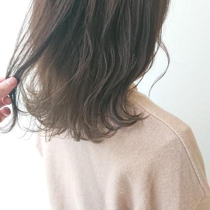 【♥冬髪にチェンジ♥】スロウカラー/トリートメント