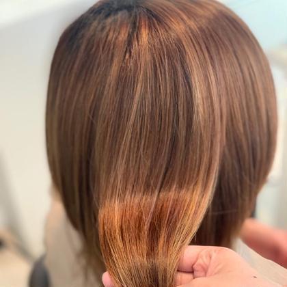 【💓うる艶の髪へ💓】髪質改善ケアトリートメント