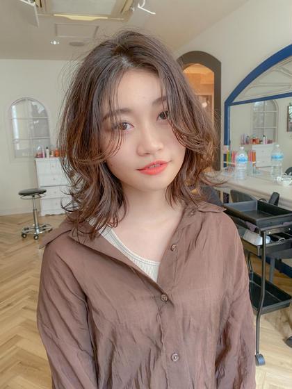 🌈韓国風カット✂️+艶髪トリートメント✨🌈