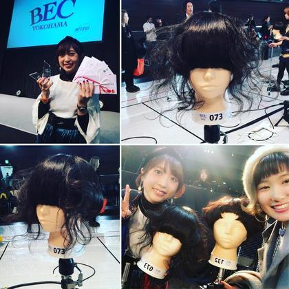 BEC横浜 2016 LUCK鎌倉所属・三輪いずみのスタイル