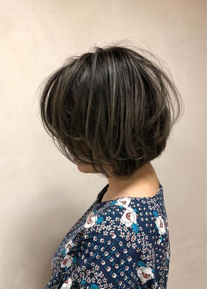✂️〈大好評〉✂️カット&バレイヤージュ&外国人風オンカラー&髪質改善トリートメント
