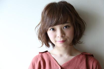 外ハネスタイリング★ hair&spa an contour所属・ミツケマミコのスタイル