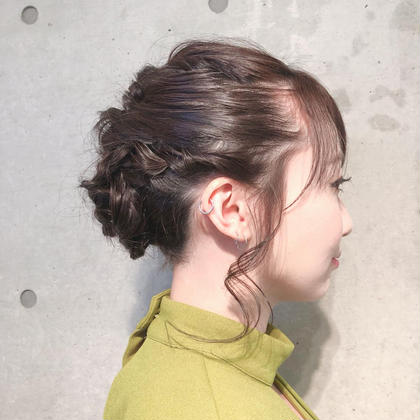 TaebisAlyssum〔タエビス アリッサム〕所属の赤石マリカのマツエクデザイン