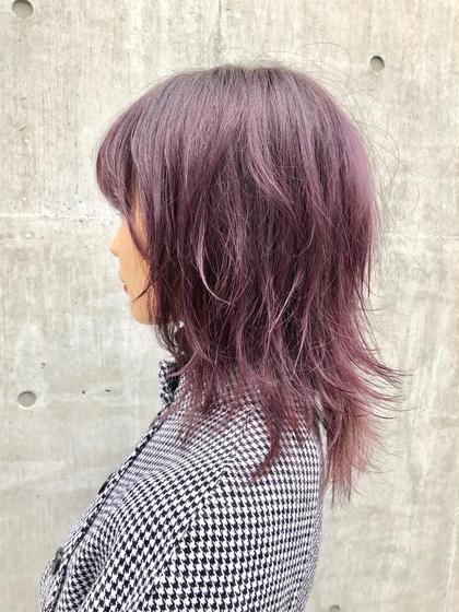 ✨カット&艶カラー&トリートメント&炭酸スパ&巻き髪セット✨