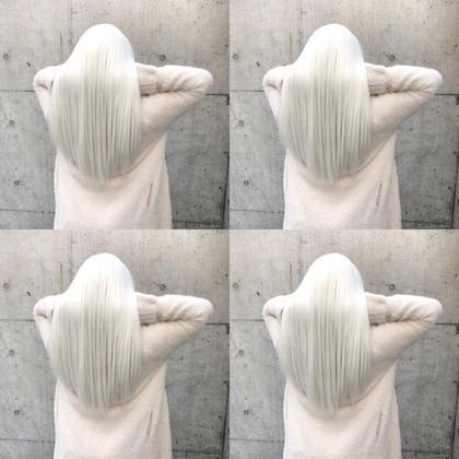 🦋1日1人限定🦋💘髪質改善シルクカラー💘