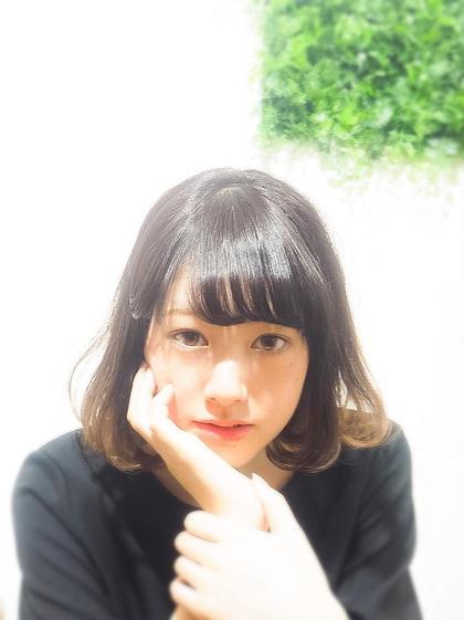 【ご褒美プラン】オーガニックカラー & うる艶トリートメント