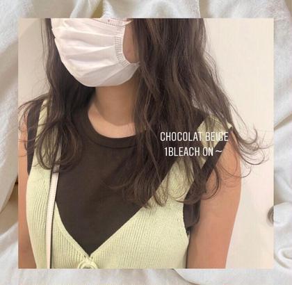 【人気No2】🌱透明感カラー+プチトリートメント+炭酸sp