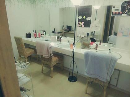 メイクルーム(๑•ω•๑)♡ Salon de clear所属・salonclearのフォト