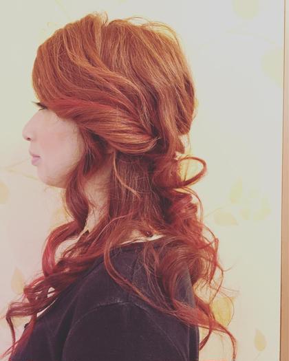 hair cou cou所属・のっち(あやの)のスタイル