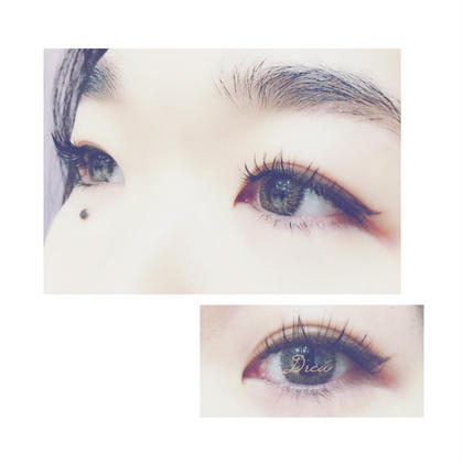 Cカール100本 ぱっちりドーリーeye! Jill〜nail+eye〜所属・井上怜美   のフォト