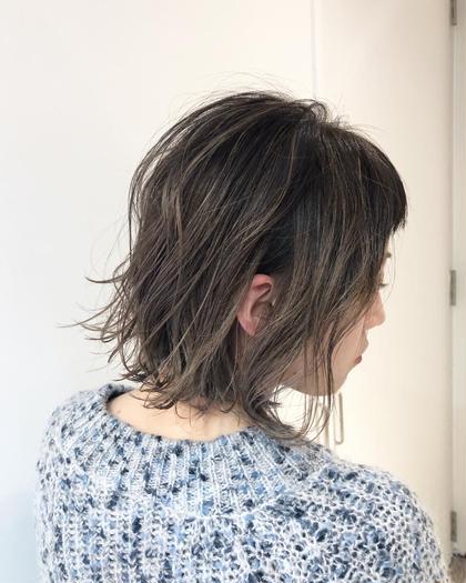 ブロッサム朝霞台店所属・石垣翔太のスタイル