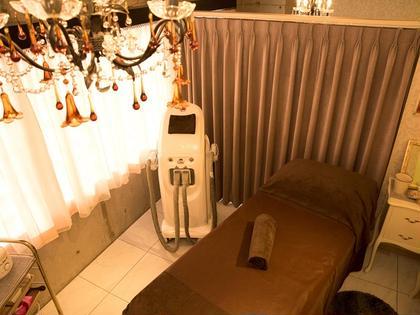 施術室も、リラックスして頂ける空間です❤️ ラヴァコケット所属・駒井麻美のフォト