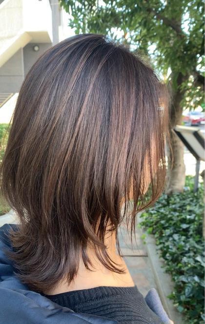 [新規] [肌色や髪質に合わせた]パーソナルカラー+濃厚トリートメント✨コテ巻き仕上げ付き😁