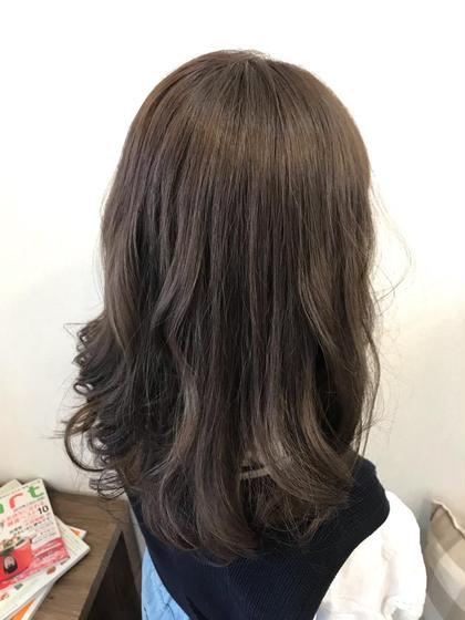 アッシュベージュ see.L所属・近藤七海のスタイル