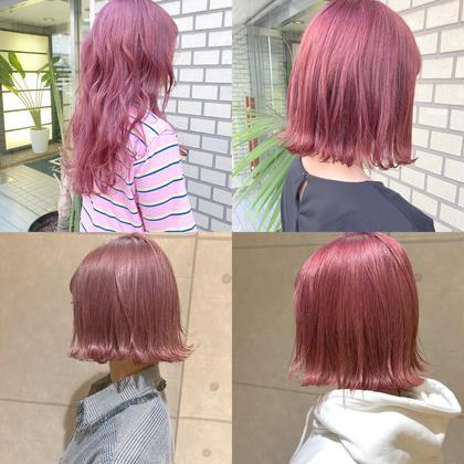 💗可愛いピンク系カラー💗