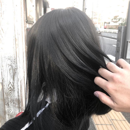 大人気💕大人可愛いグレージュカラー&今話題の髪質改善トリートメントセットメニュー✨艶感グレージュ😍