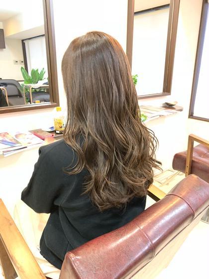 ⭐️似合わせカット&髪質改善デジタルパーマ&TOKIOトリートメント⭐️